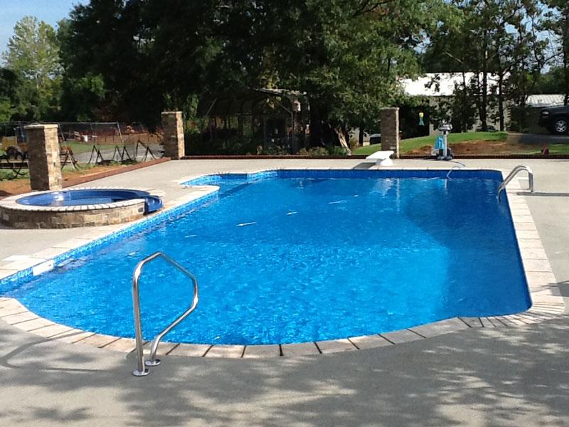 Blue Hawaiian - Pools and Spas in Jackson, TN