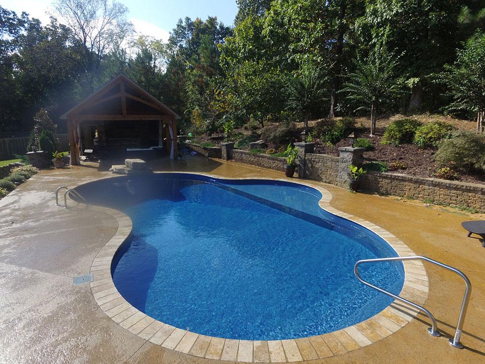 Blue Hawaiian Pools And Spas In Jackson Tn
